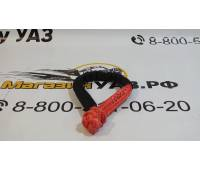 Шакл веревочный 5т (красный)