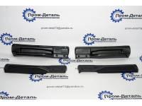 Подлокотники на УАЗ 469, Хантер(4шт.) АБС пластик