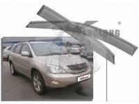Ветровики KANGLONG LEXUS RX330/350/400H/TOYOTA HARRIER 03-08 828