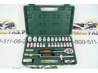 Набор инструментов 32 предмета (зеленый кейс)