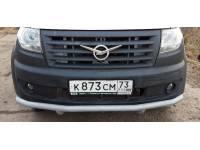 Дуга-защита переднего бампера УАЗ-ПРОФИ одинарная