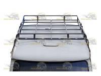 Багажник КОЛУМБ на УАЗ 452 (10 опор)